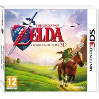 Отзыв на The Legend of Zelda: Ocarina of Time 3D