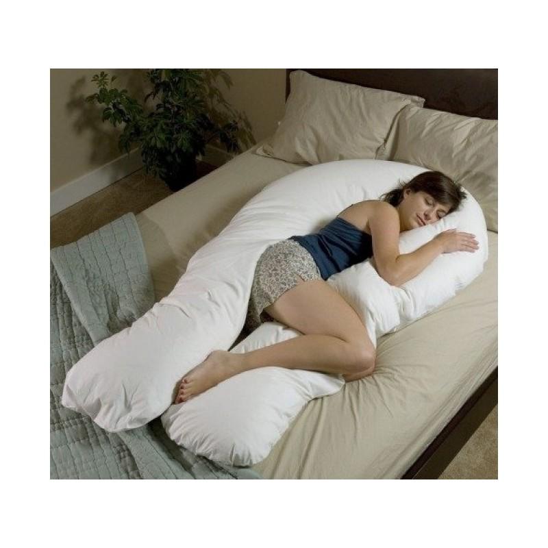 Как спать на подушке для беременных u 69