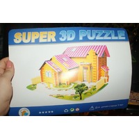 Отзыв на Паззлы Fix Price Super 3D puzzle