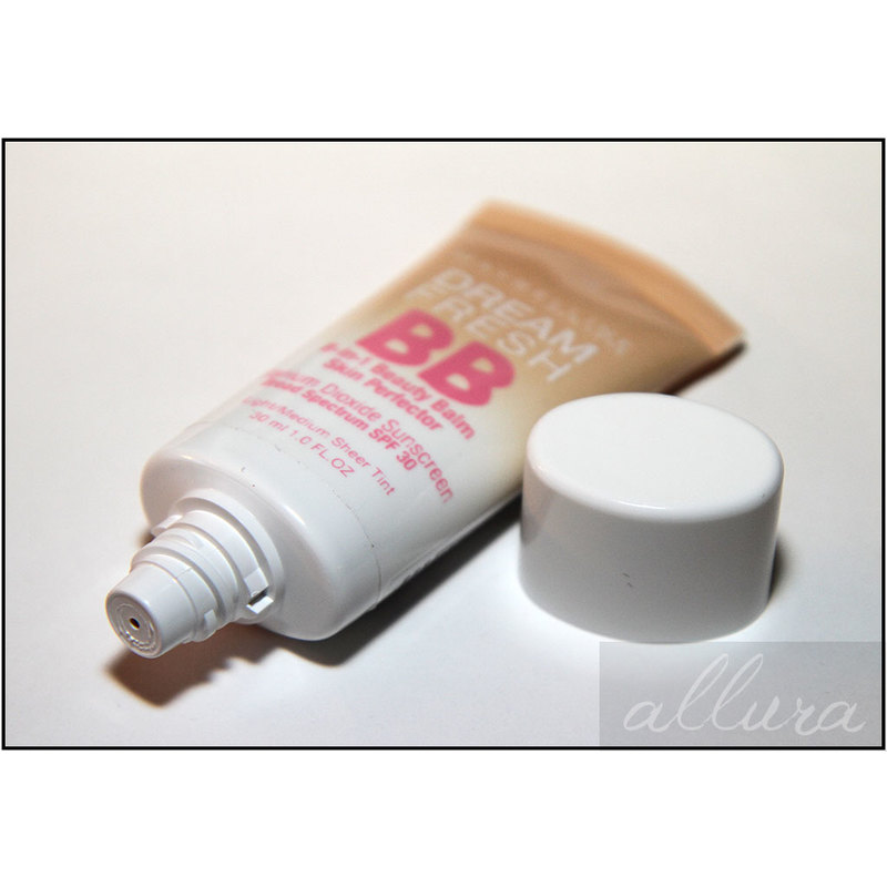 Отзыв на Bb cream MAYBELLINE Dream fresh