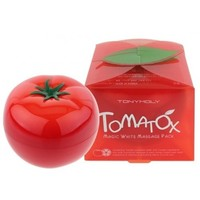 Отзыв на Маска для лица Tony Moly Tomatox Magic White Massage Pack