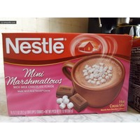 Отзыв на Nestle Mini Marshmallows Hot Cocoa Mix