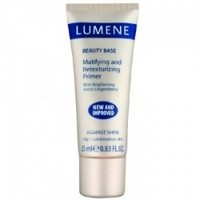 Отзыв на База под макияж Lumene Beauty base Matifying and retexturizing primer