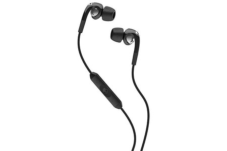 Main 71101812000 skullcandy the fix earbuds black chrome