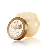 Отзыв на Крем для рук и тела Oriflame Milk and Honey GOLD - Nourishing Hand and Body Cream