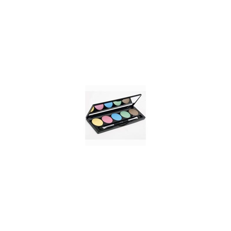 Отзыв на Палетку теней Golden Rose Professional palette eyeshadow