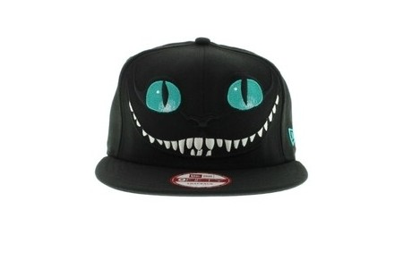 Main l alice in wonderland limited cheshire cat snapback cap df34