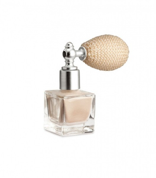 Отзыв на perfumed shimmer dust h&m